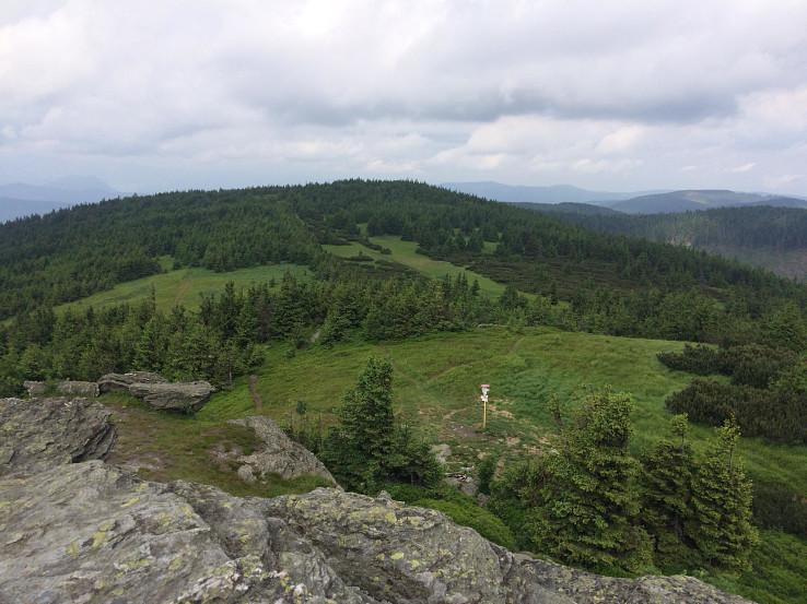 Volovské vrchy - Skalisko (foto Katarína Šikulová)