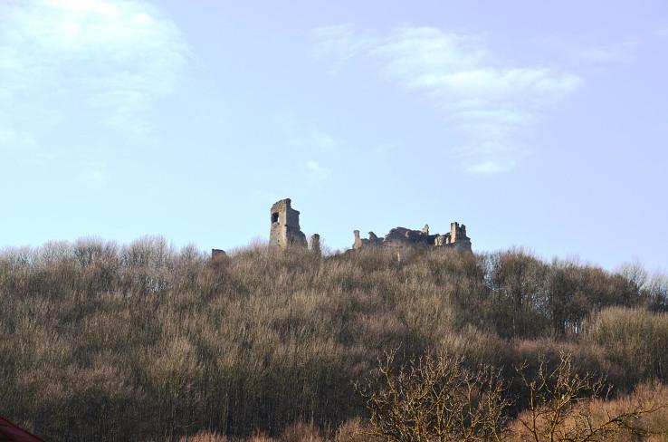 Zrúcanina Brekovského hradu