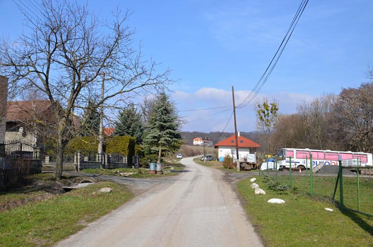 V dedine Vyšná Kamenica