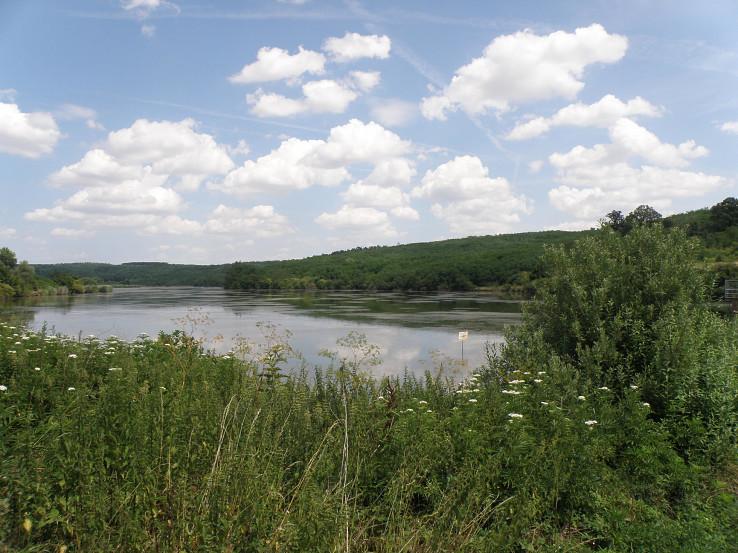 Vodná nádrž Trávnica II. (Nový rybník)