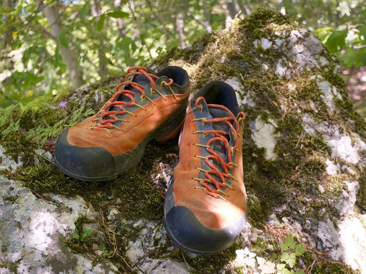 LaSportiva TX4 sú topánky, ktoré sa dobre cítia na vápenci, žule aj v lese