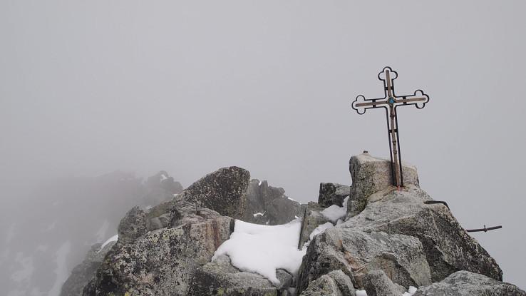 Gerlachovský štít, vrchol