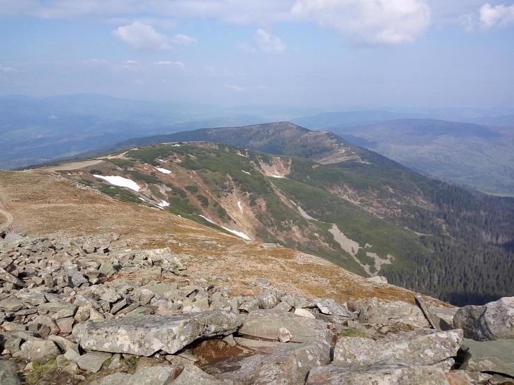 Výhľad na Malú Babiu horu