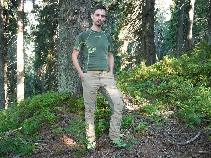 Nohavice Fjällräven Abisko Lite Trekking sú pohodlné všestranné outdoor nohavice, ktoré nebudete chcieť dať dolu