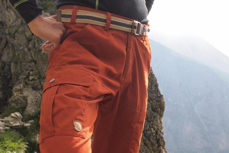 Univerzálne outdoor nohavice Karl Pro