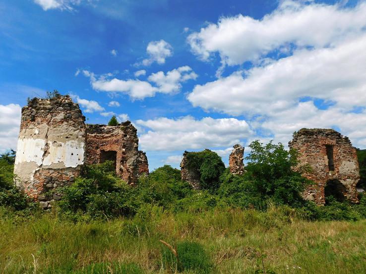 Ruiny Bačkovského kaštieľa