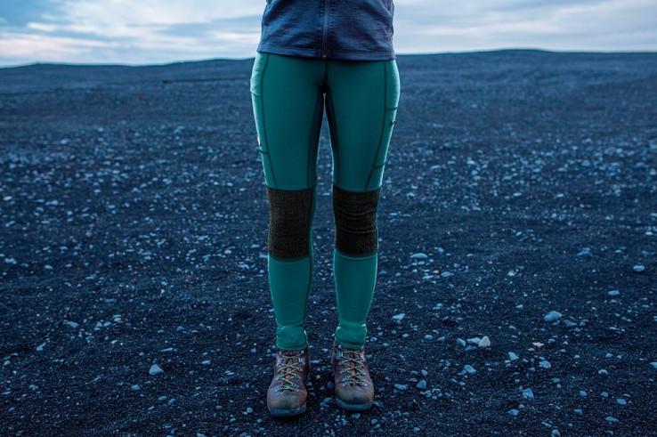 Fjällräven Abisko Trekking Tights – zúžená forma turistických nohavíc