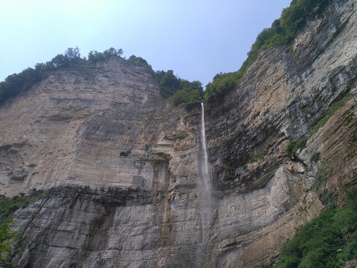 Najvyšší z vodopádov