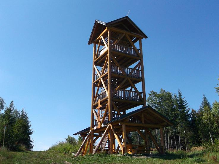 Rozhľadňa na kopci Tábor