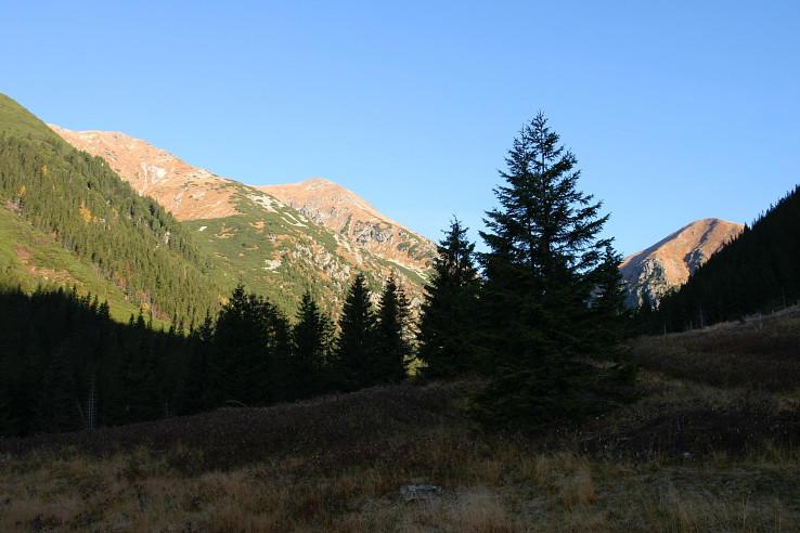 Račkova dolina počas HIKING stretnutia v roku 2006