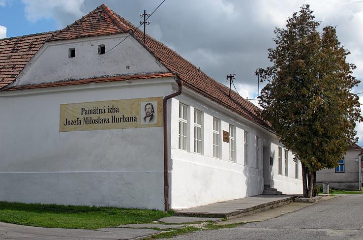 Pamätná izba J. M. Hurbana v Hlbokom