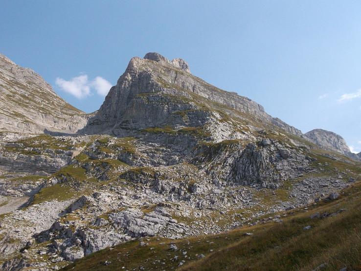 Zla Kolata (2534 m)