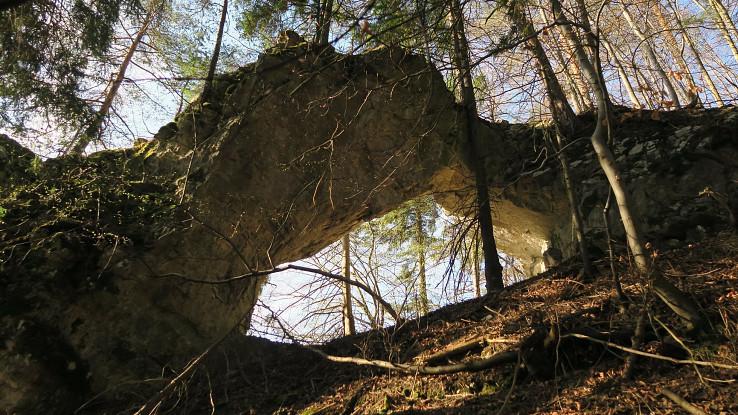 Nízke Tatry - Ludrovská skalná brána