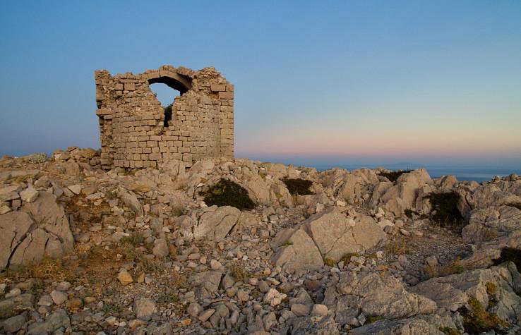 Najvyšší bod Pagu - Sveti Vid