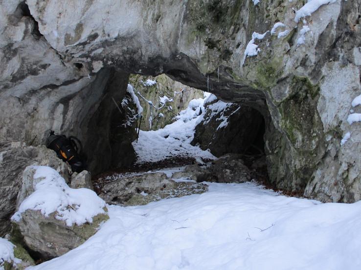 Skalná brána Kopanice