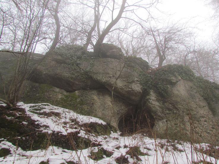 Handliarovská skala, foto Miroslav Svítek