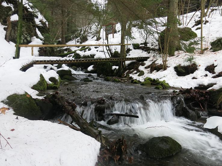 Tiesňava Malachovského potoka