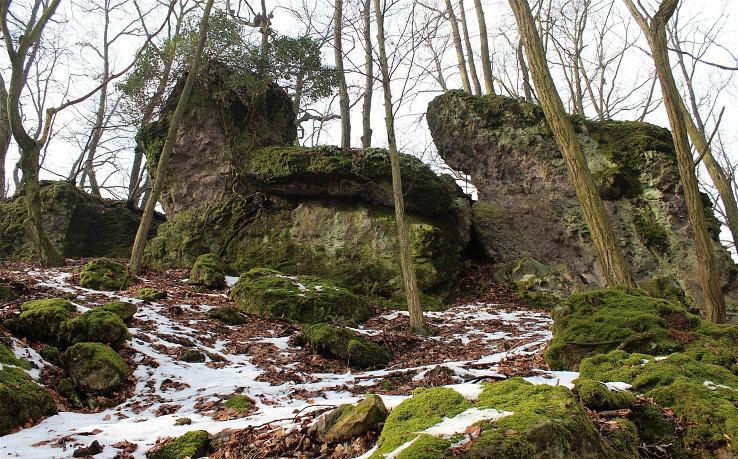 Magdovská skala