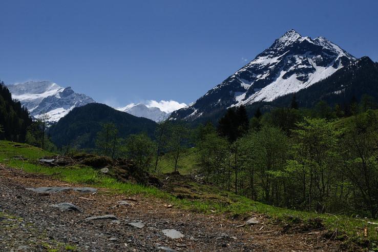 Dolinou Stubachtal