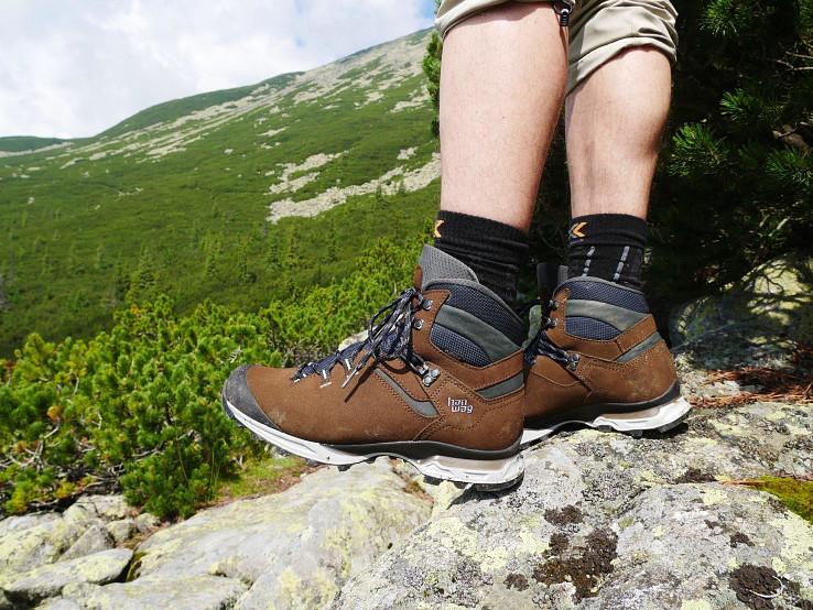 Hanwag Tatra Light GTX – topánky určené na túry s ľahkým batohom