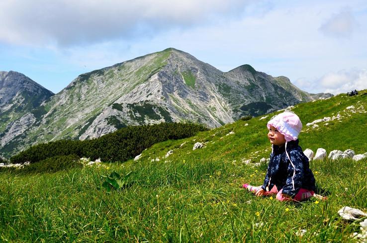 Pohodička v Júlskych Alpách