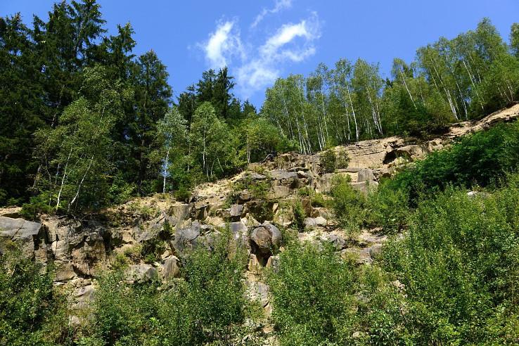Milošovské kamenné gule