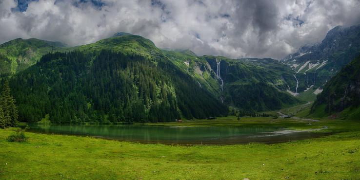 Hinter See