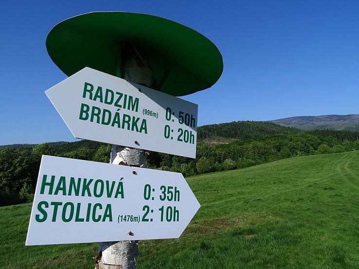 Videli sme Radzim, Brdáku i Stolicu (autor foto: Tomáš Trstenský)