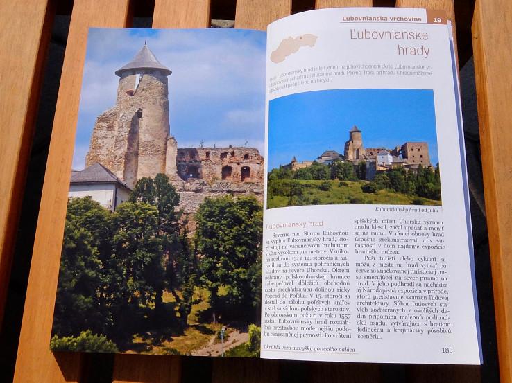 Celostranová fotografia na začiatku kapitoly - Ľubovnianske hrady