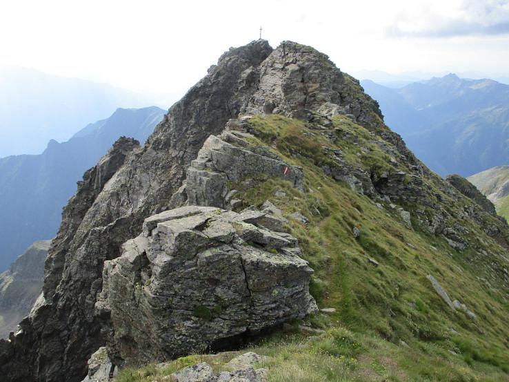 Polinik, najvyšší kopec Kreuzeck Gruppe
