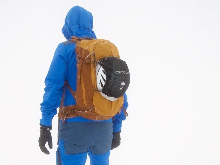 Fjällräven Keb Hike 30 – batoh určený na skitouring