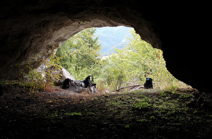 Jaskyňa Dutá skala