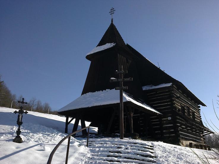 Cerkva v Brežanoch
