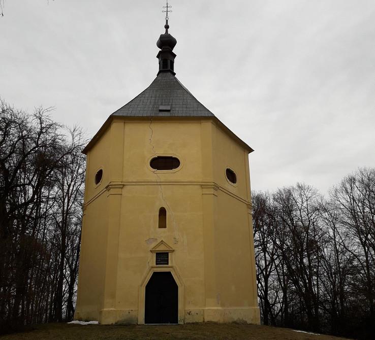 Kaplnka sv. Márie Magdalény na rovnomennom kopci