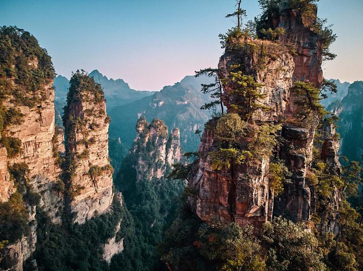 Pavel Dvořák, Čína