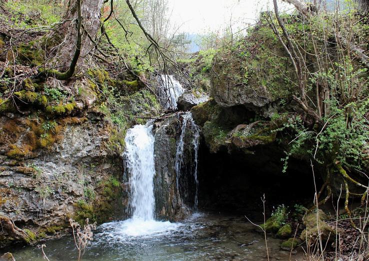 Horný Jelenský vodopád