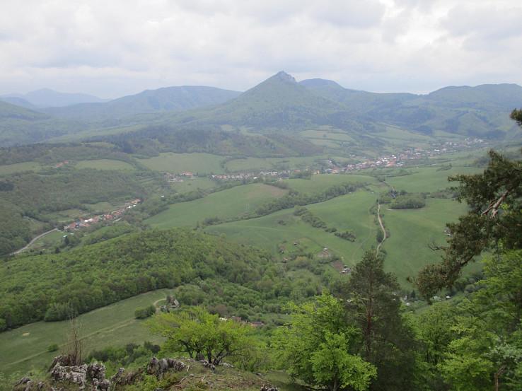 Horná Poruba a Vápeč z Vlčinca
