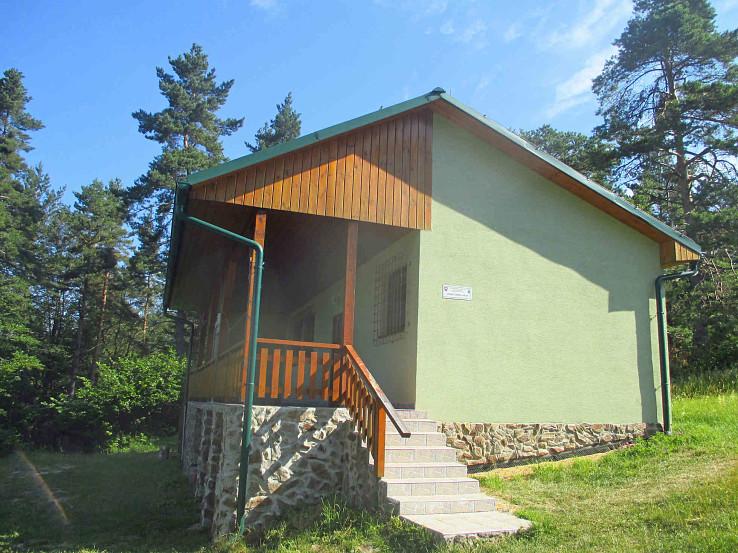 Chata Lesov SR Čierny vrch