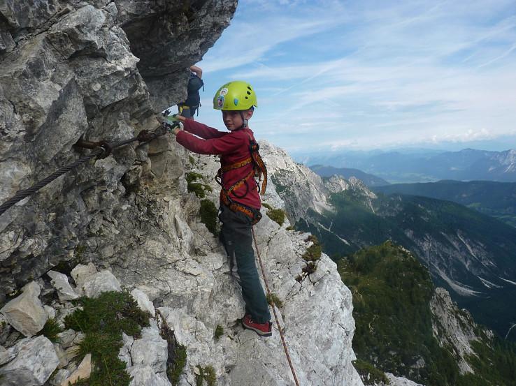 Malá Majstrovka (C) - v Slovinsku je poväčšine staršie istenie