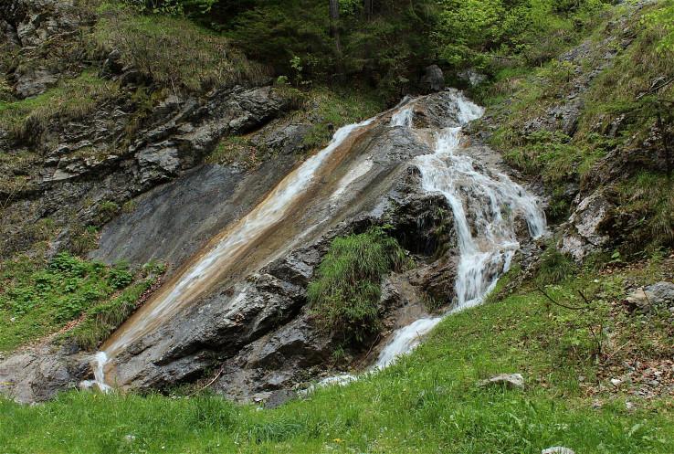 Vodopád Šmykľavka