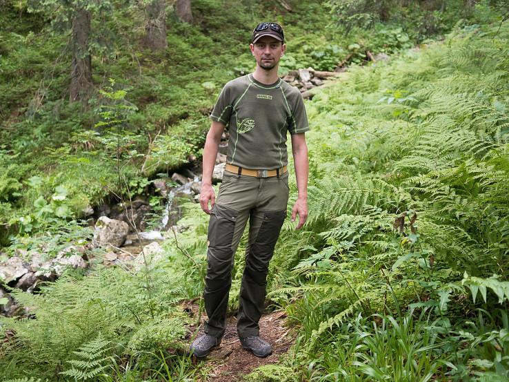 Nohavice Fjällräven Keb sú trekingové nohavice do náročnejších podmienok