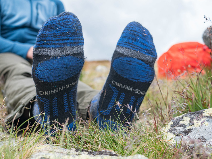Ponožky Hike-Merino od Hanwag