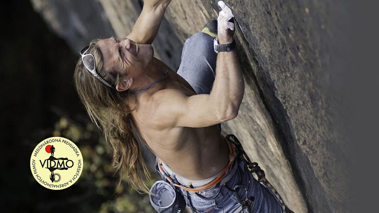 Jedným z hostí festivalu Vidmo 2019 je český horolezec Mára Holeček