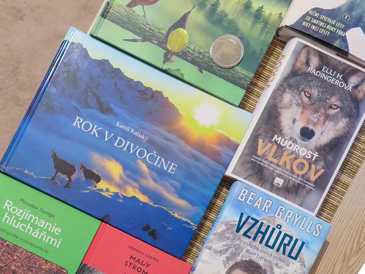 Tipy na knihy o prírode a jej ochrane