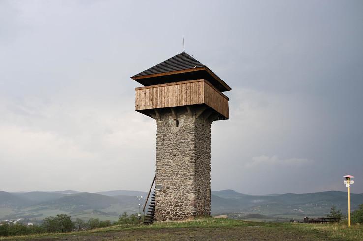 Rozhľadňa Vartovka pri meste Krupina
