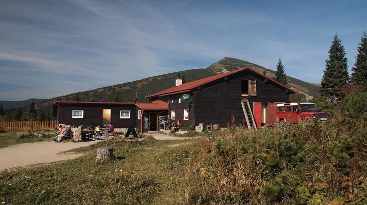 Chata pod Chlebom, foto Michal Mikuláš