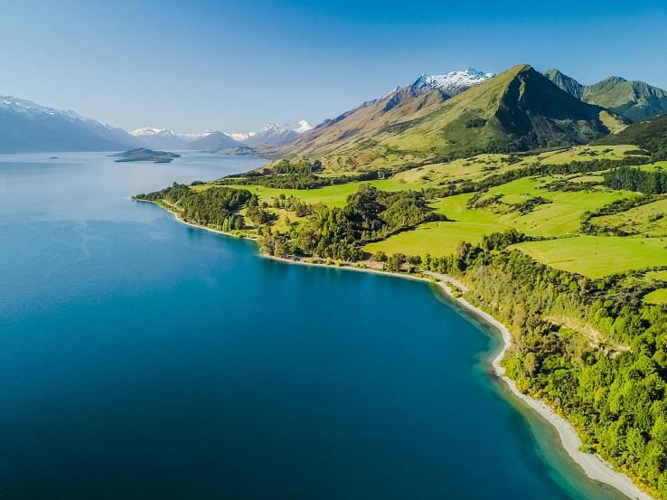 Nový Zéland, Tomáš Griger