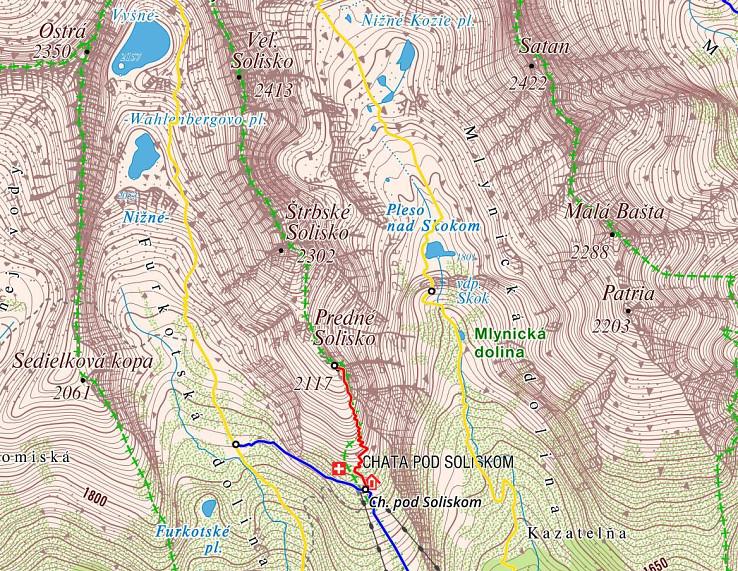 TuristickaMapa.sk (topografický podklad: vydavateľstvo SHOCart), 2020