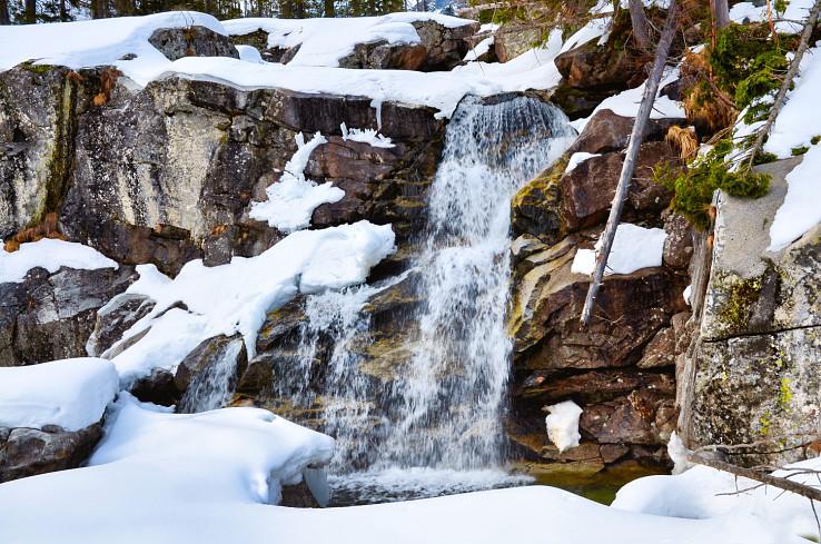 Studenopotocké vodopády