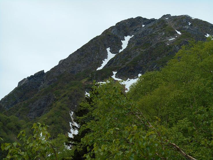 Kita-dake (3 193 m) (autor foto: Peter Šufliarsky)